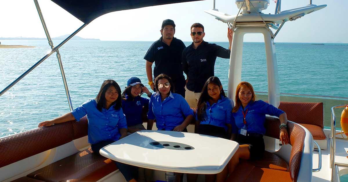 About Oceana Samui Yachts