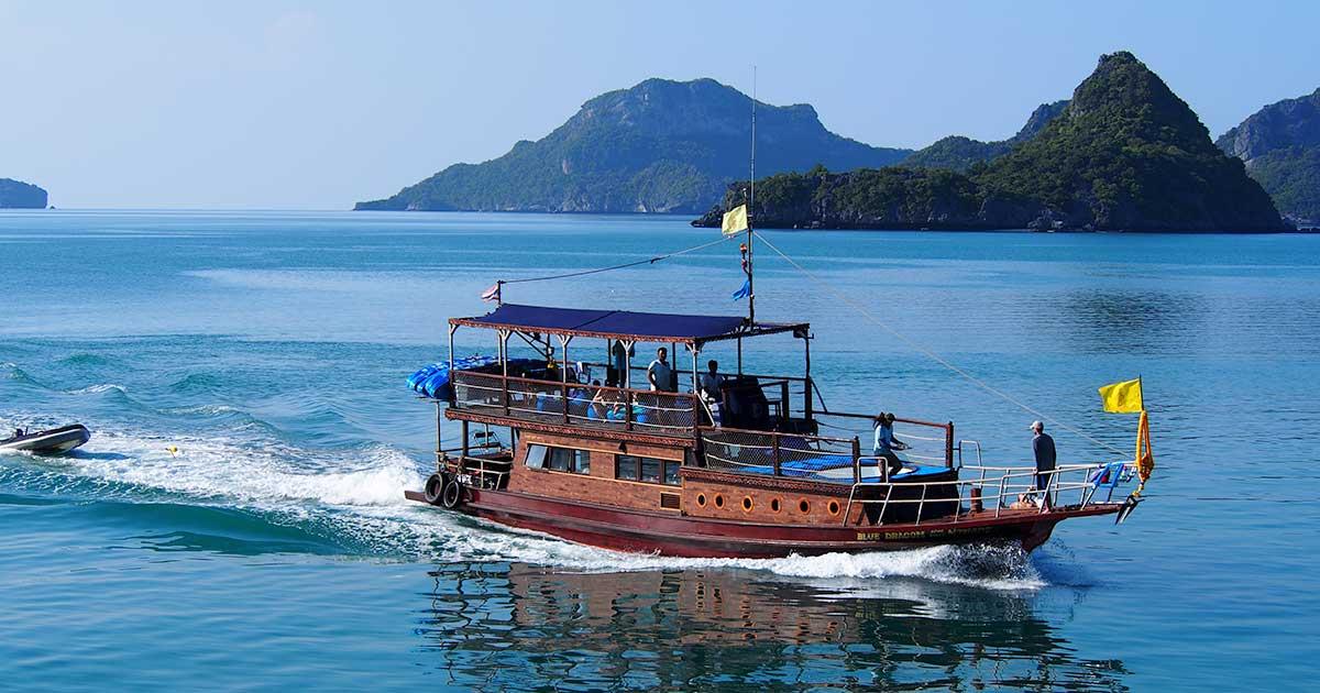 Blue Dragon Thai Classic 68