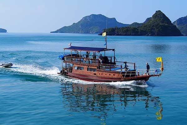 Thai Classic 68 - Blue Dragon