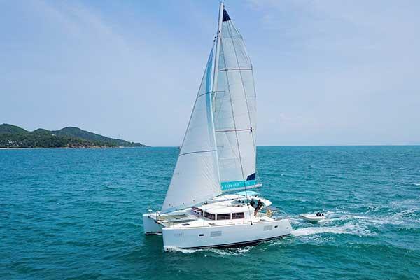 Lagoon 400 - Blue Voyage
