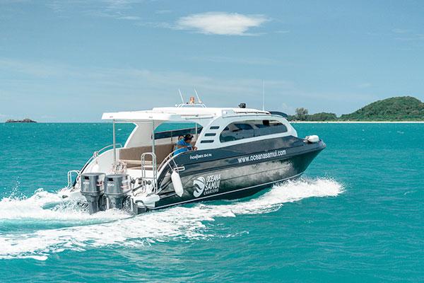 Oceana Samui Premium Speedboat