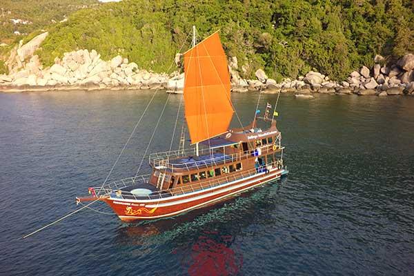 Thai Classic 78 - Red Dragon