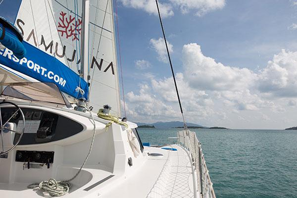 Pajot Catamaran