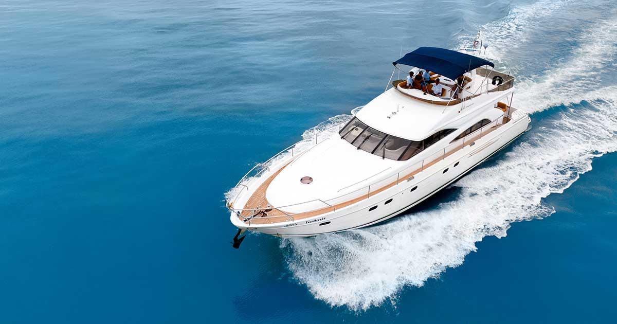 The Princess 65 Yacht